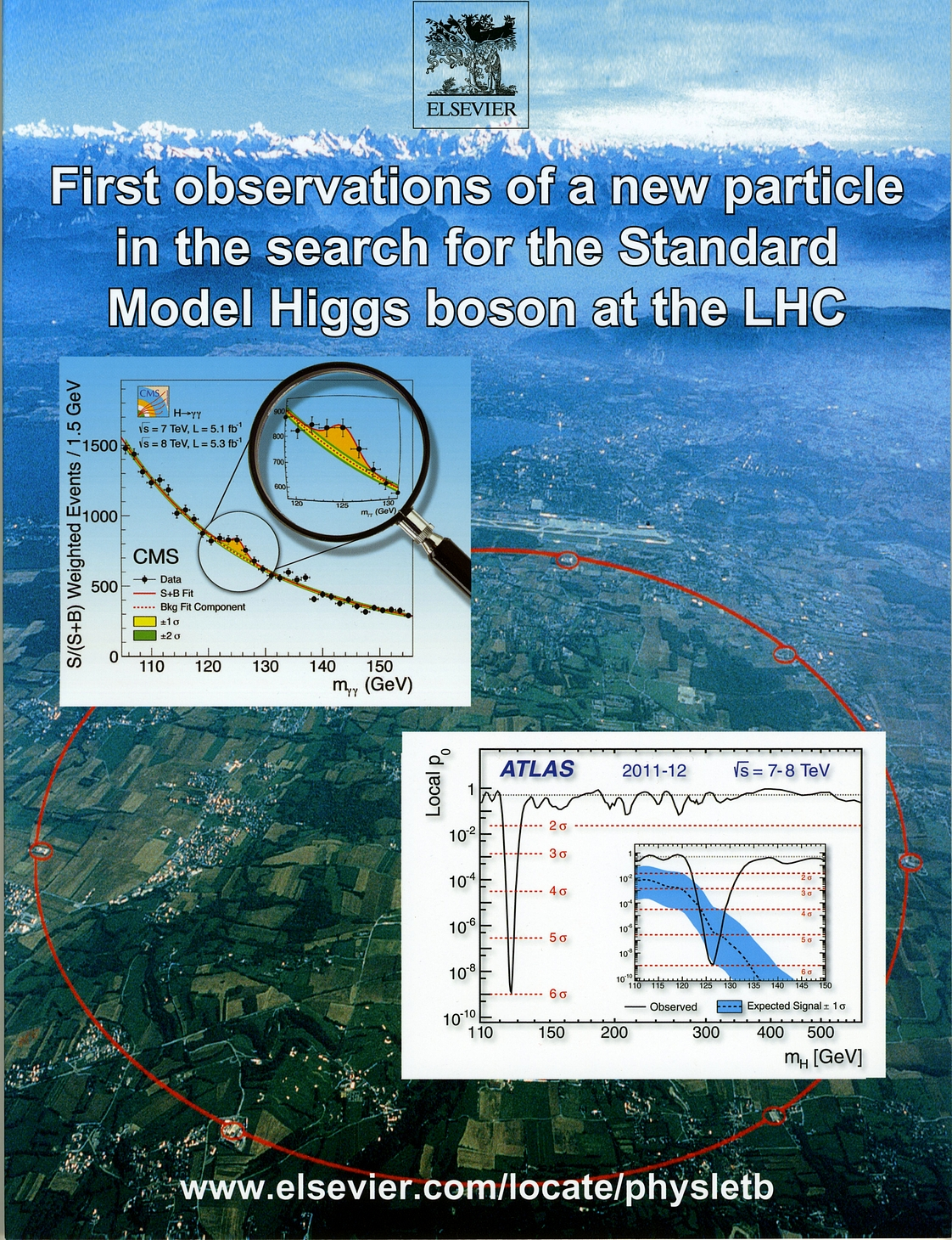Higgs-like particle discovery